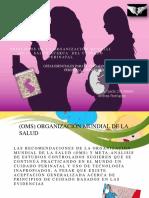 Principios de La Organización Mundial de La Salud (1)