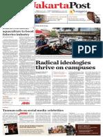 The Jakarta Post - May 5 2017