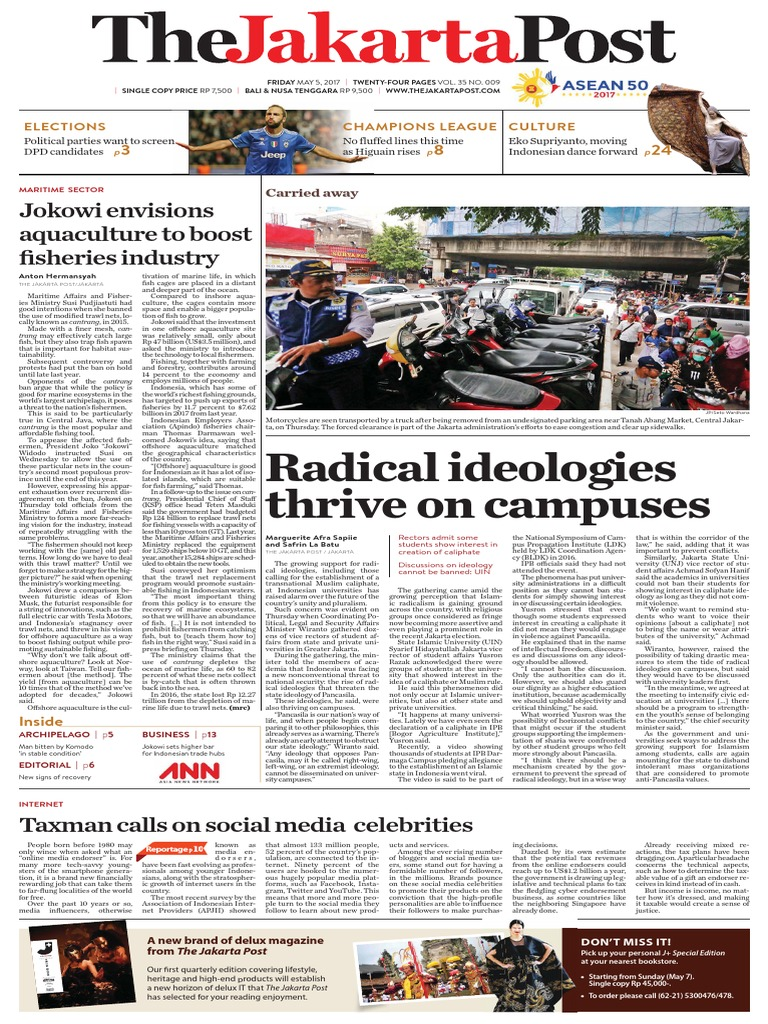 531a6d1dc8e6 The Jakarta Post - May 5 2017