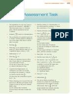 Practice Assessment Task Set 2