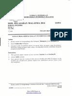 [Spmsoalan]Soalan SPM 2014 BI (1)