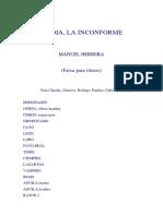 Ofidia La Inconforme