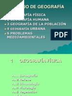 Trabajo de Geografia
