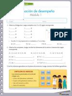 Matematicas Prueba 1