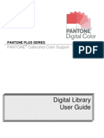 PANTONE Color Support User Guide