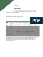 Introducción y Entorno de PowerPoint