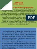 Presentancion. Der.const.modulo Viii Distrito Federal