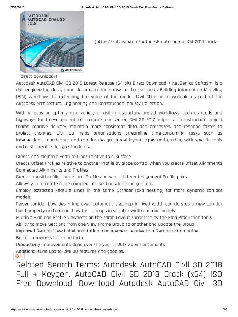 autocad 2018 serial number generator