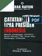 Catatan Hitam Lima Presiden Indonesia.pdf