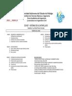 2018 Temario & Bibliografia - Sistemas de Alcantarillado (1)