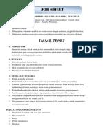 Job Sheet Imunisasi