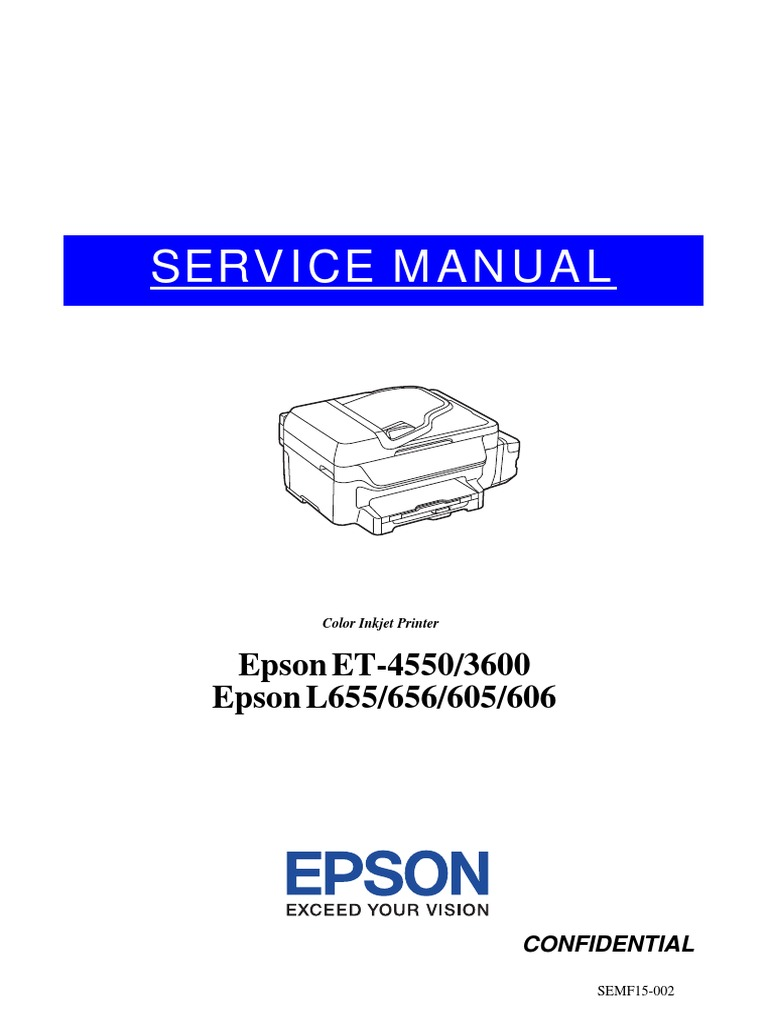 L655 L656 Manual de Servicio | Troubleshooting | Capacitor