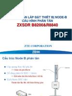 3G ZTE 04 Installation BBU RRU
