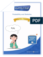 K2 Probability Statistics Teacher