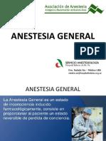 Clase 3 Anestesia General Ok Tecnicos Aaarba