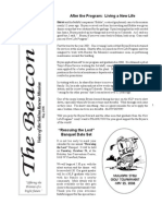 May 2008 Salina Rescue Mission Newsletter