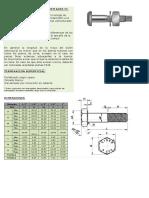 Bulon Estructural ASTM A325