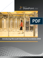 Share Point 2010 Business Value Whitepaper