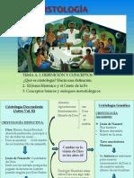 _Tema 1 CRISTOLOGIA Generalidades