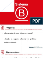 Presentacion Sistema B