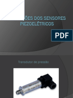 Aplicações Dos Sensores Piezoelétricos