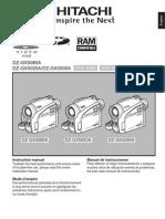 Manual Camcorder