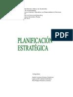 Expo Sic Ion de Planificacion Estrategica