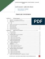 Manual usuario - Cliente sistema transportes V5.0