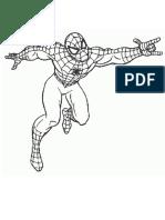 Hombre Araña Dibujos