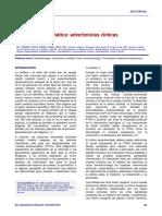 Cefaleas postraumaticas