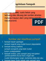 Materi Kuliah PENGELOLAAN SAMPAH. A.B..ppt