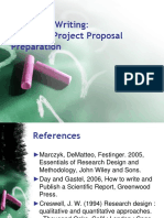 Research Proposal Guildelines