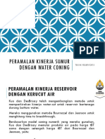 Kuliah 07 Peramalan Kinerja Reservoir Dengan Water Coning