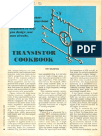 BJT Transistor Cookbook