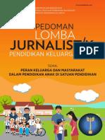 Pedoman Lomba Jurnalistik Pendidikan Keluarga