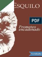 Prometeo encadenado - Esquilo.pdf