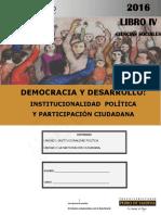 Libro. Democracia y Desarrollo
