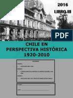Libro. Chile y América en Perspectiva Histórica 3