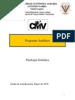 9.0 Programa Analítico CMV 463 2018.pdf