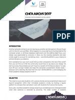 Scholarchs 2017 Brief