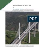 La Construcción Del Viaducto de Millau