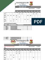 Jadual Penggunaan Bilik Kha