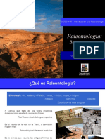 Clase1 Paleontologia General