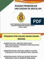2018 Taklimat Pengurusan PPDa Negeri Kedah 2018 16 JAN