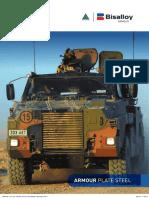 Bisalloy Armour AussieMade Brochure