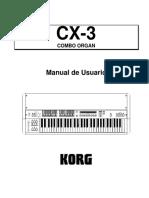 CX3_ManualdeUsario