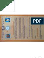 Sevabharathi Secunderabad activities Pamphlet