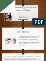 Ley de Adquisiciones, Arrendamientos y Servicios Del