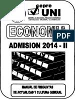 Cepre UNI - Economía