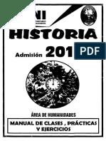 Cepre UNI - Historia